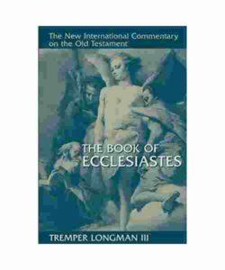 NIC Commentary Ecclesiastes