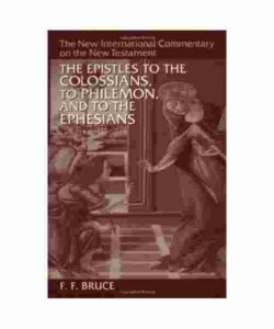NIC Commentary Colossians Ephesians Philemon