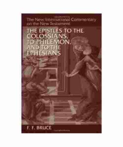 NIC Commentary Colossians Ephesians Philemon