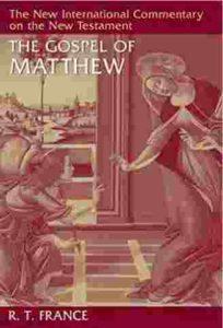 NIC NT Commentary Matthew