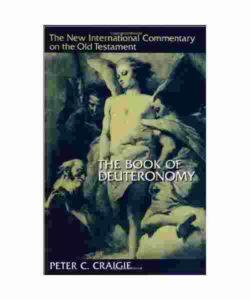 NIC Commentary Deuteronomy