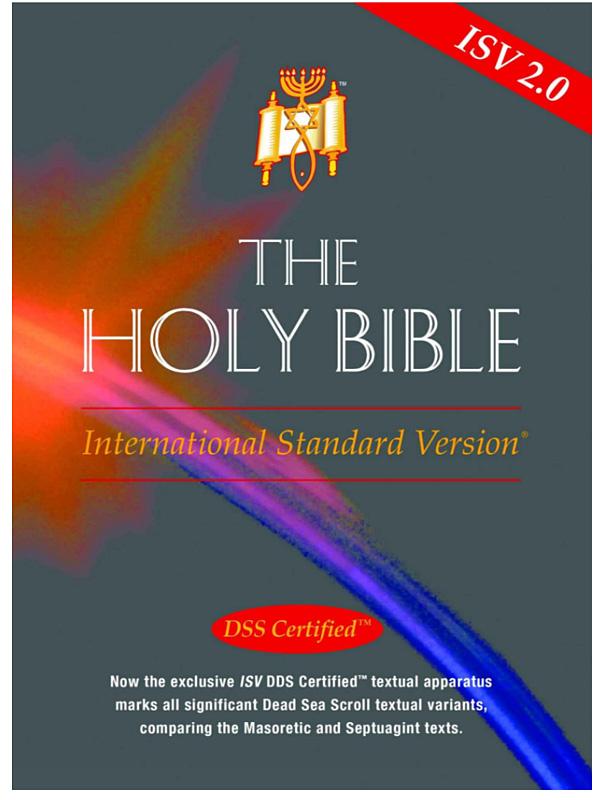 International Standard Version Bible (ISV)